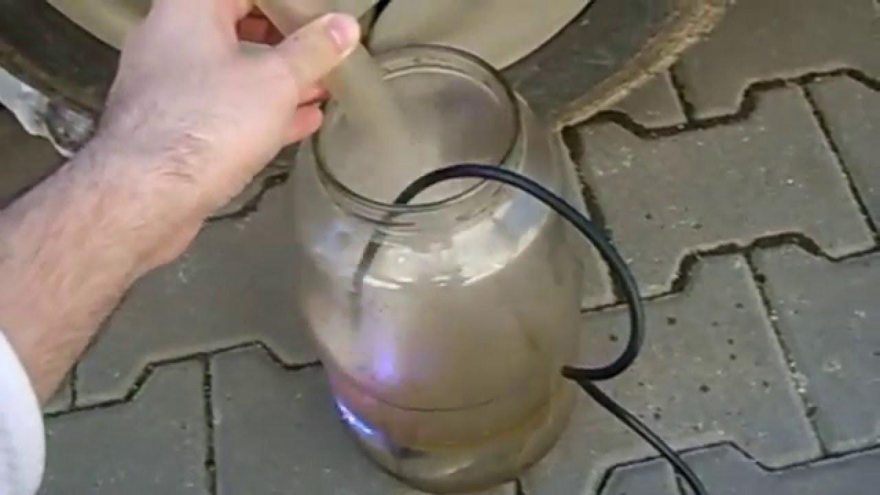 Car Running On Ultrasonic Gasoline Mist 1 Of 5 Youtube Fogger Circuit Atomizer Premium