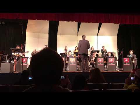 La Apertura De Las Semillas ...Brian Stark - Performed By MHS Jazz Ensemble