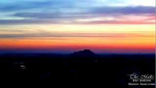 Мукачево Замок Паланок Закат солнца(Уютный маленький городок с большой историей. Основан более 1100 лет назад. Многое пережил и многое повидал..., 2013-02-25T22:49:41.000Z)