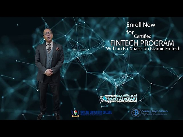 Certified FINTECH Program Enroll Now www.islamic-fintech.com