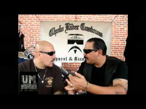 Emilio Rivera (Sons of Anarchy) Interview with Saul Maldonado - Urban Melody TV