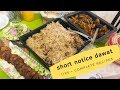 dawat on short notice tips, recipes|pakistani mom|mav vlogs