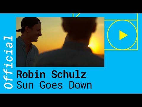 ROBIN SCHULZ - SUN GOES DOWN feat. Jasmine Thompson (Official Music Video)