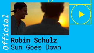 Robin Schulz – Sun Goes Down feat. Jasmine Thompson [Official Video]