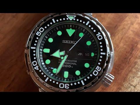 Seiko Sbbn031 (best Quartz Diver Period)