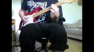 Viikate - Tervaskanto (Guitar cover)
