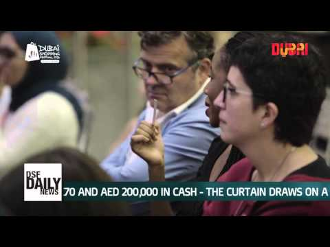 The Perfumers in Dubai - DSF Daily News Day 31