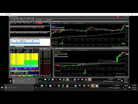 Small Account Trades 7/7/16 RIG FMSA ATW