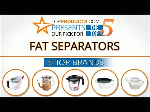 best-fat-separator-reviews-2017-–-how-to-choose-the-best-fat-separator