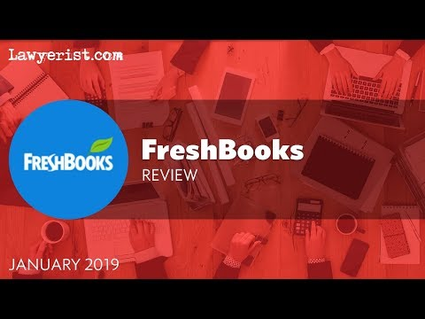 Freshbooks Accounting Software Unboxing And Setup