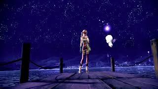 Final Fantasy XIII-2 - New Bodhum 003 AF أجواء (أمواج المحيط, الضوضاء البيضاء)