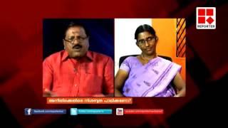 Rajmohan Unnithan criticises Sasikala teacher- Editor's Hour