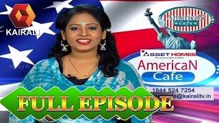 Ann Hosting American Cafe 28/11/16 Full Episode
