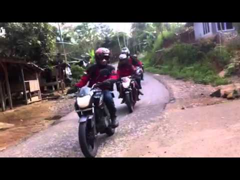 Rute jalan Pantai Sawarna by BBC Bintaro Tangerang Selatan