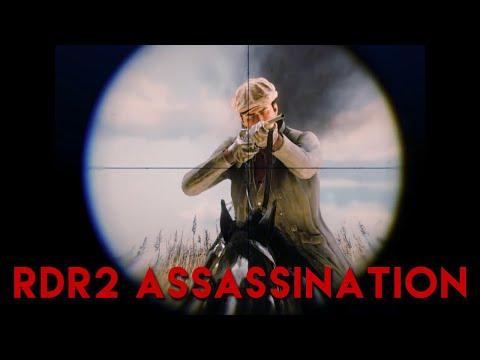 Targeted for Assassination | Red Dead Redemption 2 online
