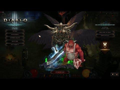 Diablo 3 Season 12 Boss Mode Conquest Achievement WW Barb