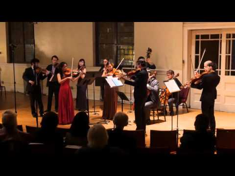Quodlibet Ensemble - George Meyer, Concerto Grosso