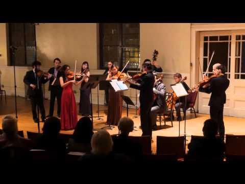 Quodlibet Ensemble - George Meyer, Concerto Grosso