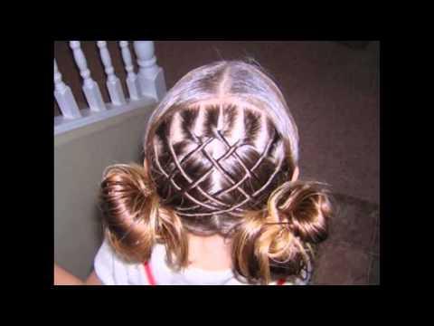 11 peinados faciles y bonitos para ni a youtube - Peinados bonitos para ninas ...