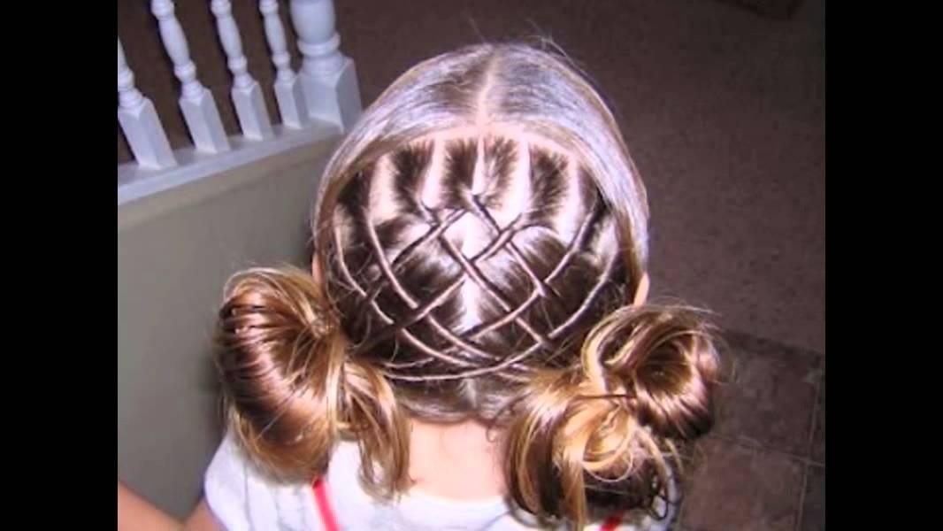 11 peinados faciles y bonitos para ni a youtube - Peinados faciles y bonitos ...