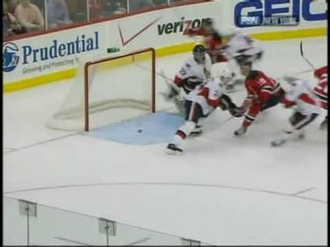 Devils First Goal At Prudential Center