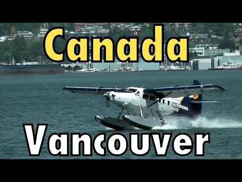 Canadian Rockies RV Tour: Vancouver