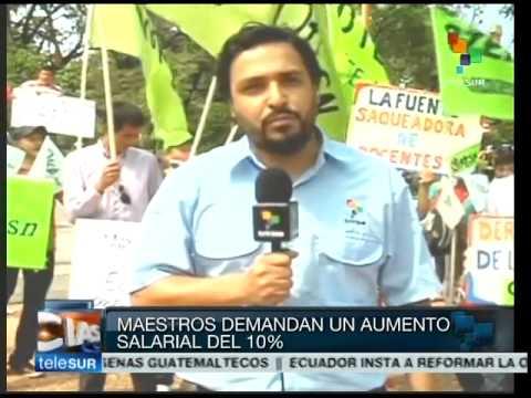 Paraguay: public school teachers begin a 48-hour strike