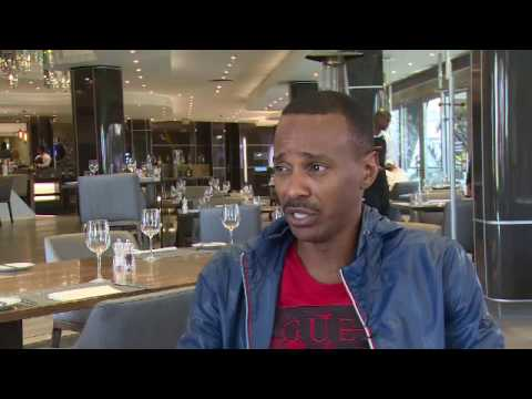Tevin Campbell's candid interview