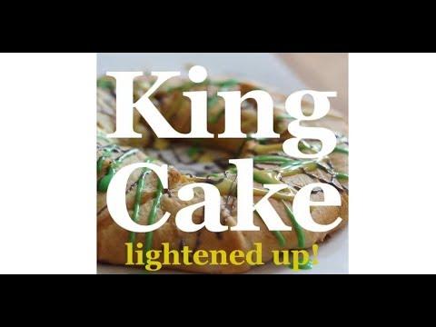 Reduced-fat King Cake Recipe