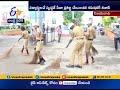 Swachhta Hi Seva Campaign Rally At Vijayawada