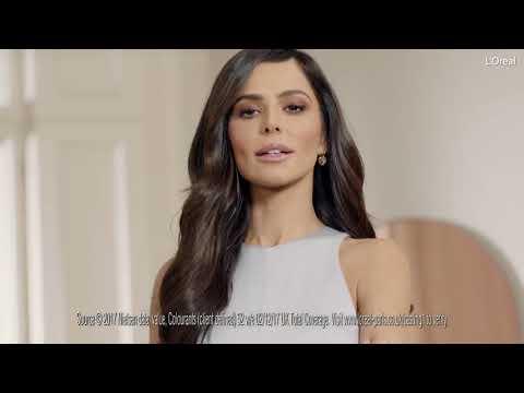 Cheryl L Oréal Paris Casting Crème Gloss Advert 2018