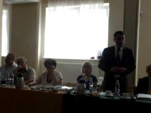 Jeziorany, sesja Rady Miejskiej, czerwiec 2013 - interpelacje i wnioski radnych.