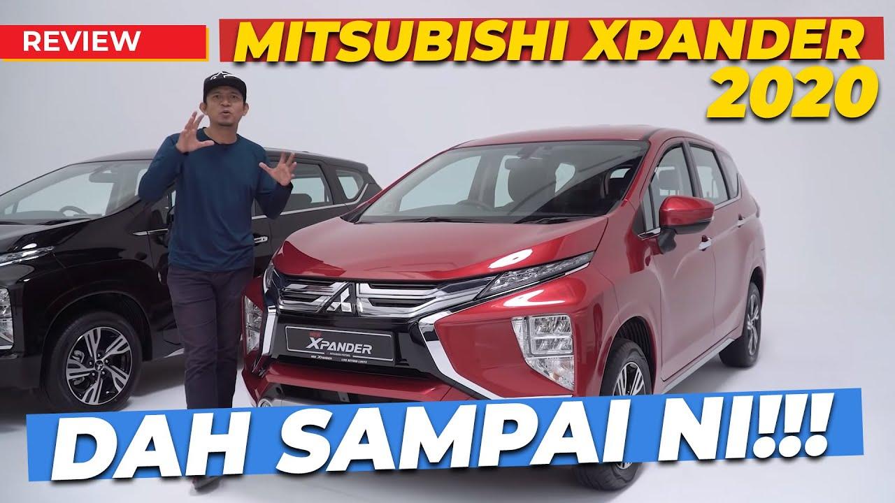 MITSUBISHI XPANDER 2020 DAH SAMPAI NI!!!!