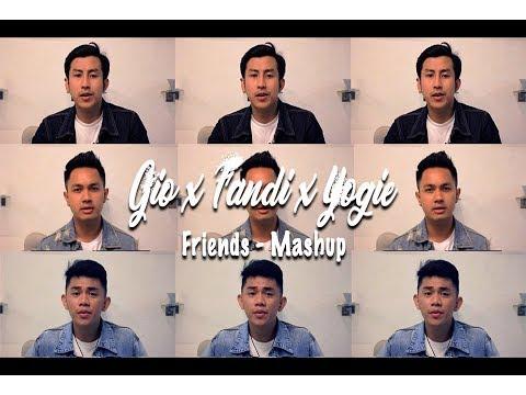 Marshmello - Friends Ft Anne Marie (GIO X FANDI X YOGIE - MASHUP)