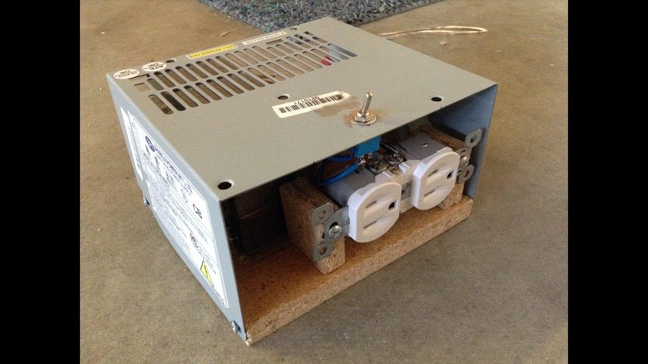 120v isolation transformer wiring diagram [ 1280 x 720 Pixel ]