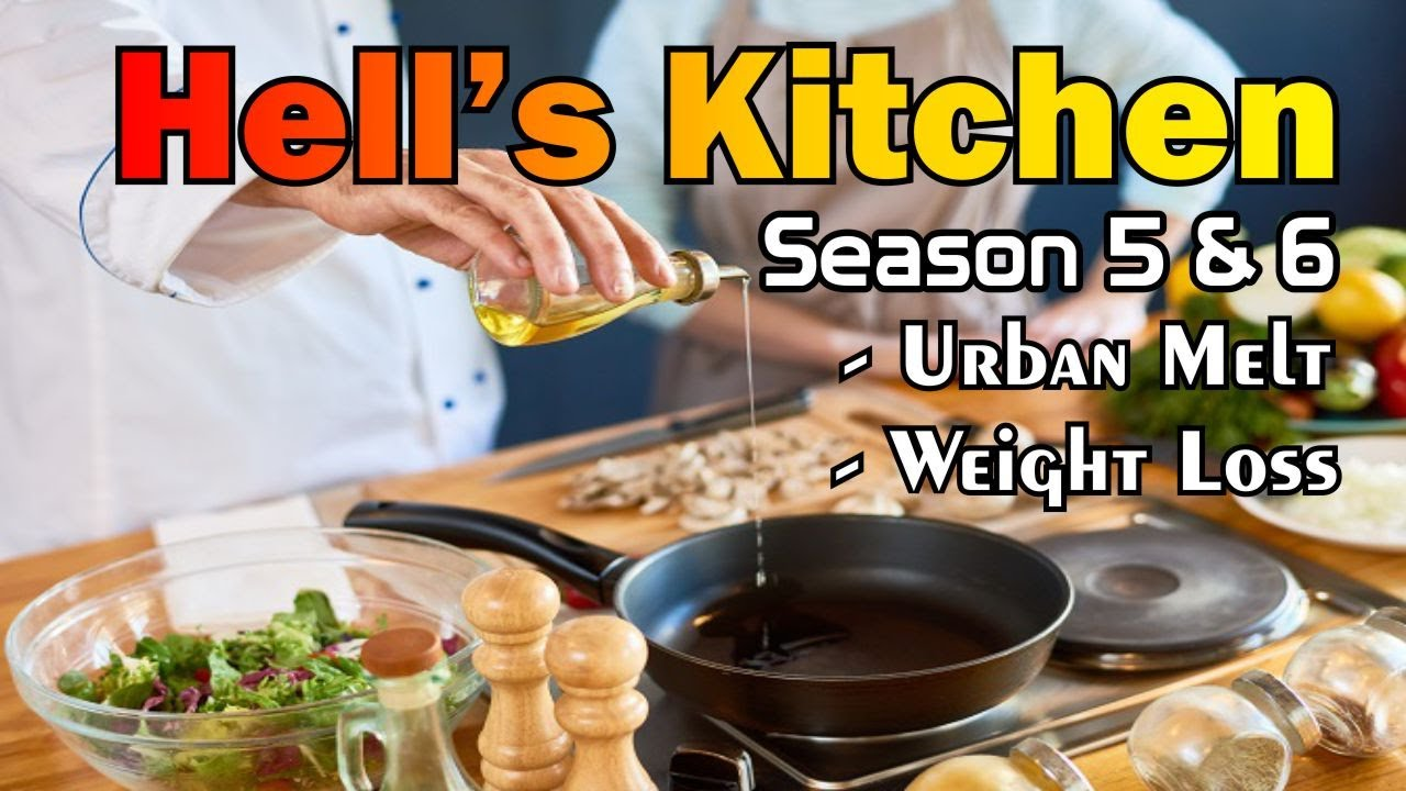 Hell S Kitchen Season 5 6 Robert Hesse Talks About New Venture Urban Melt Weight Loss And More