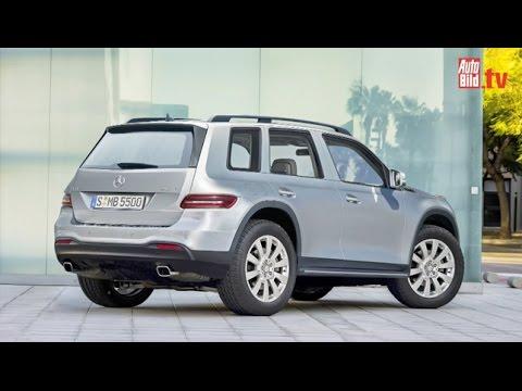 Insider Mercedes GLB - G-Klasse im Kleinformat (2019 ...