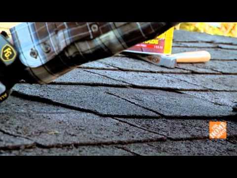 C mo reparar un techo youtube for Carton para techos de madera