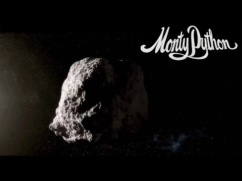 Monty Python Asteroids
