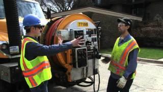Exploring a Sewer Vacuum Truck