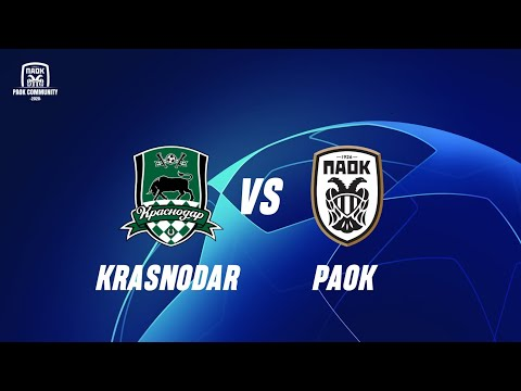 Krasnodar Vs Paok Promo Video 22 9 20 Youtube