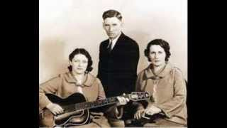 The Carter Family~ God Gave Noah The Rainbow Sign (1930s-40s?)