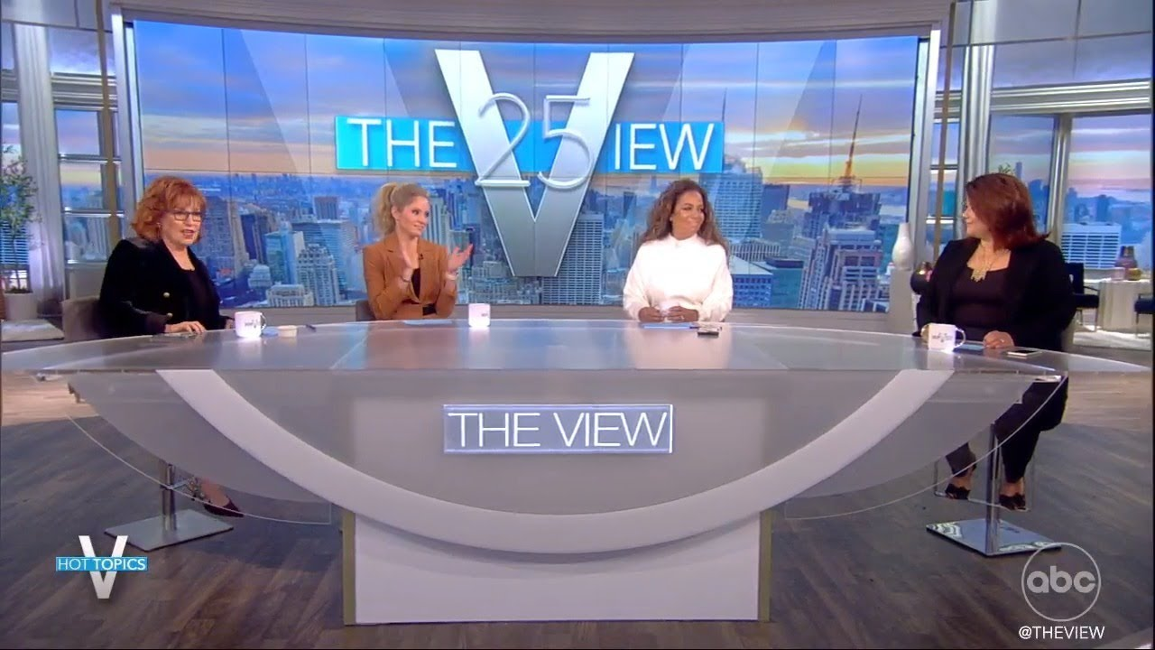 Hosts Of The View Say Their COVID Tests Were False Positives