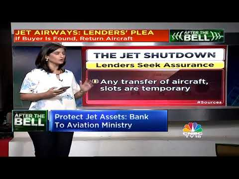 Banks' Push To Protect Jet's Assets