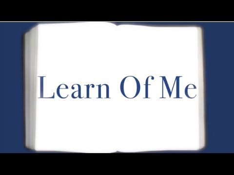 Learn Of Me (New Gospel Song)
