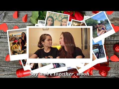 I LOVE YOU- Joanna Wang I Cover By Team Tarah  (Lyric Video)