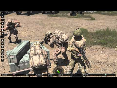 Arma 3 Suisse Regiment Logistics Operation (Full)