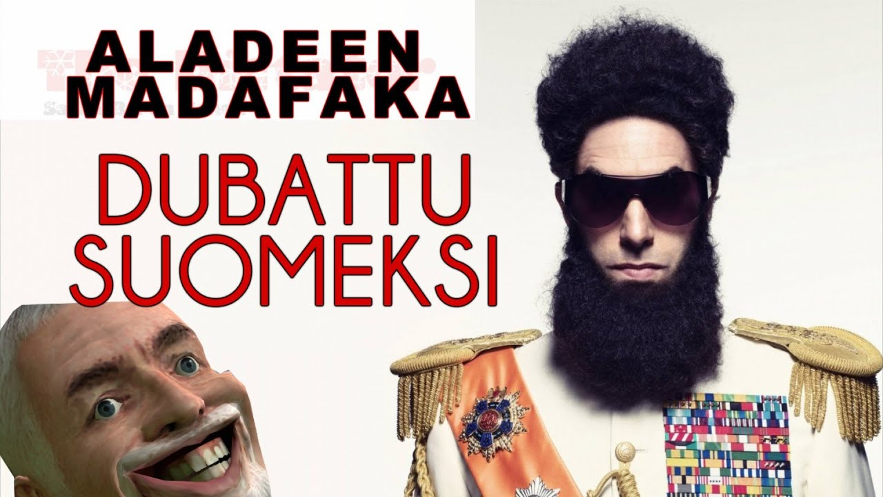 Download ALADEEN MADAFAKA!   Dubattu Suomeksi