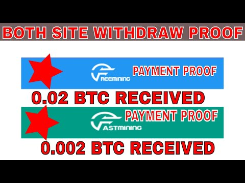 New Free Bitcoin Mining Website 2020 ||  Withdraw Proof -Latest Payout