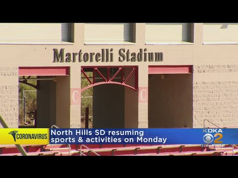 North Hills School District To Resume Sports And Activities